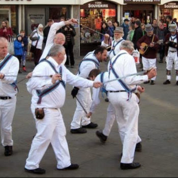 Sword Dancing Taster Workshop.  3rd April.