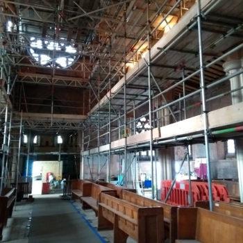 Escrick Church Building Update