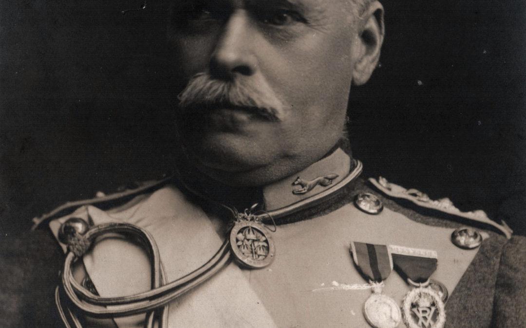 Postcard of Beilby Lawley, 3rd Baron Wenlock