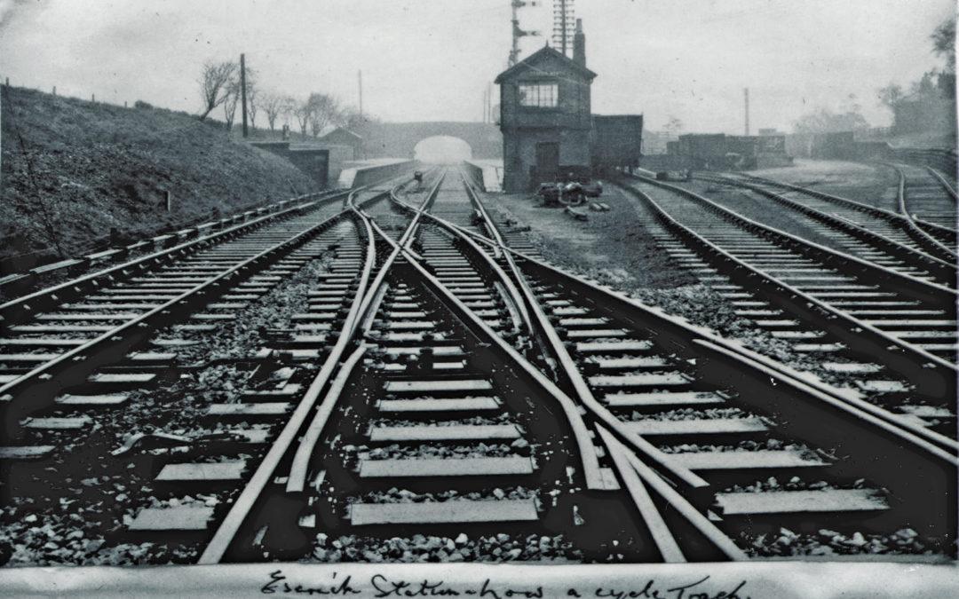 Escrick Railway Station and Sidings