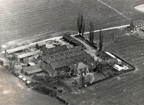 Grange Farm - near the Station