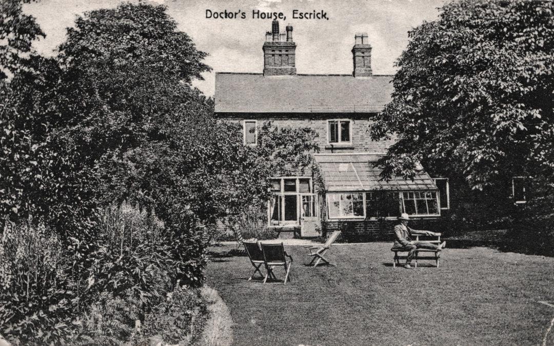 Doctors House, Dr Morrison 1903