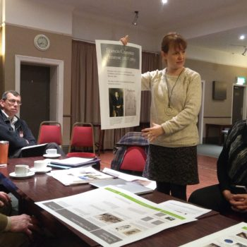 Escrick Heritage Meeting 6th March.  7pm in Escrick Club