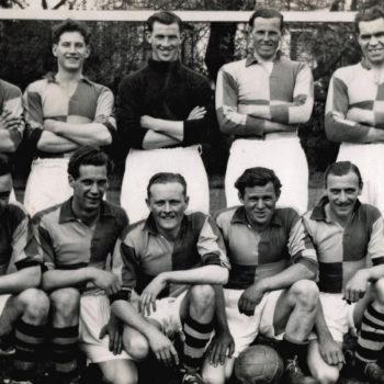 Escrick Park AFC, before the Final