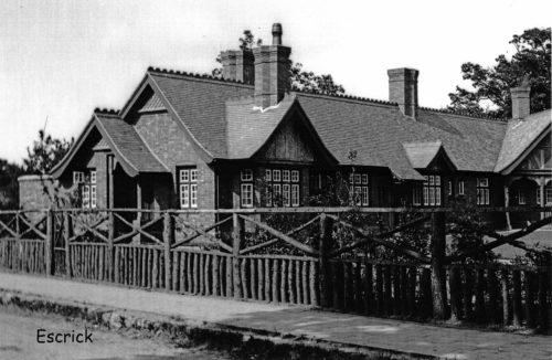 Alms Houses