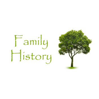 Family History – Growing the Tree.  6th July.