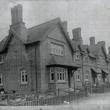 Escrick Estate Houses