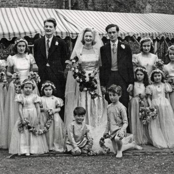 An Escrick wedding