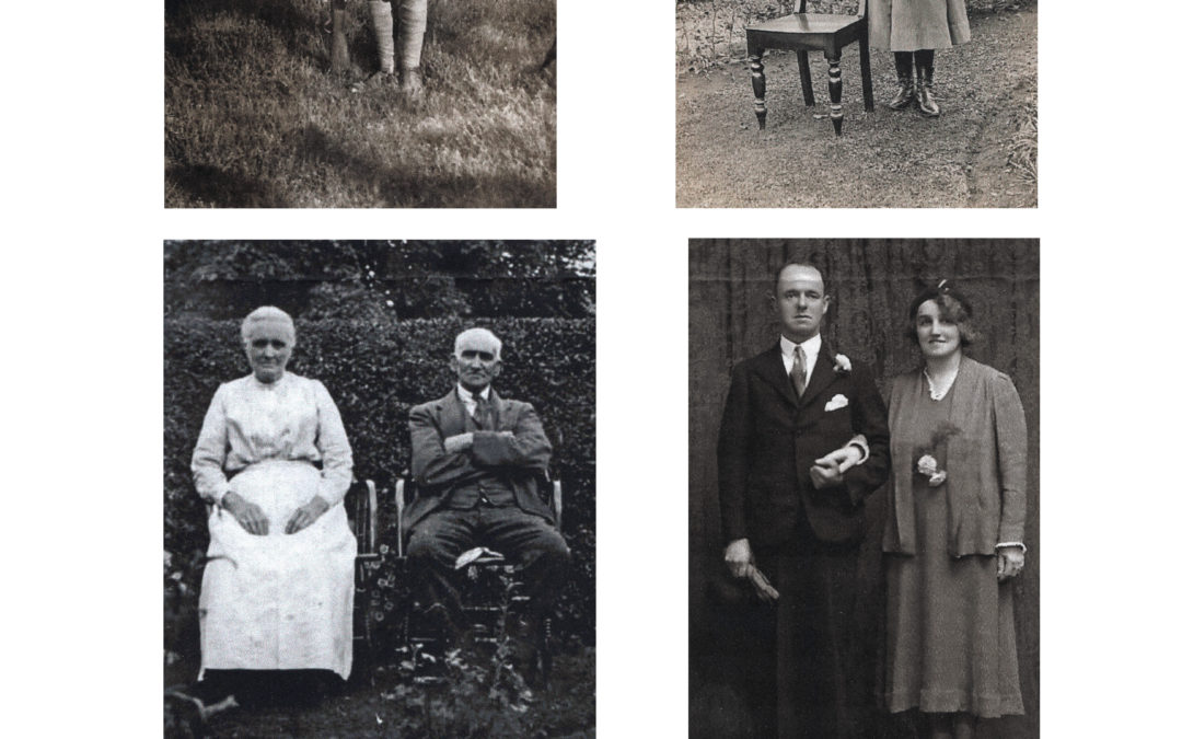 Colley Family 1917 to 1940 – Robinson Colley, Kate Colley & Winnie Colley