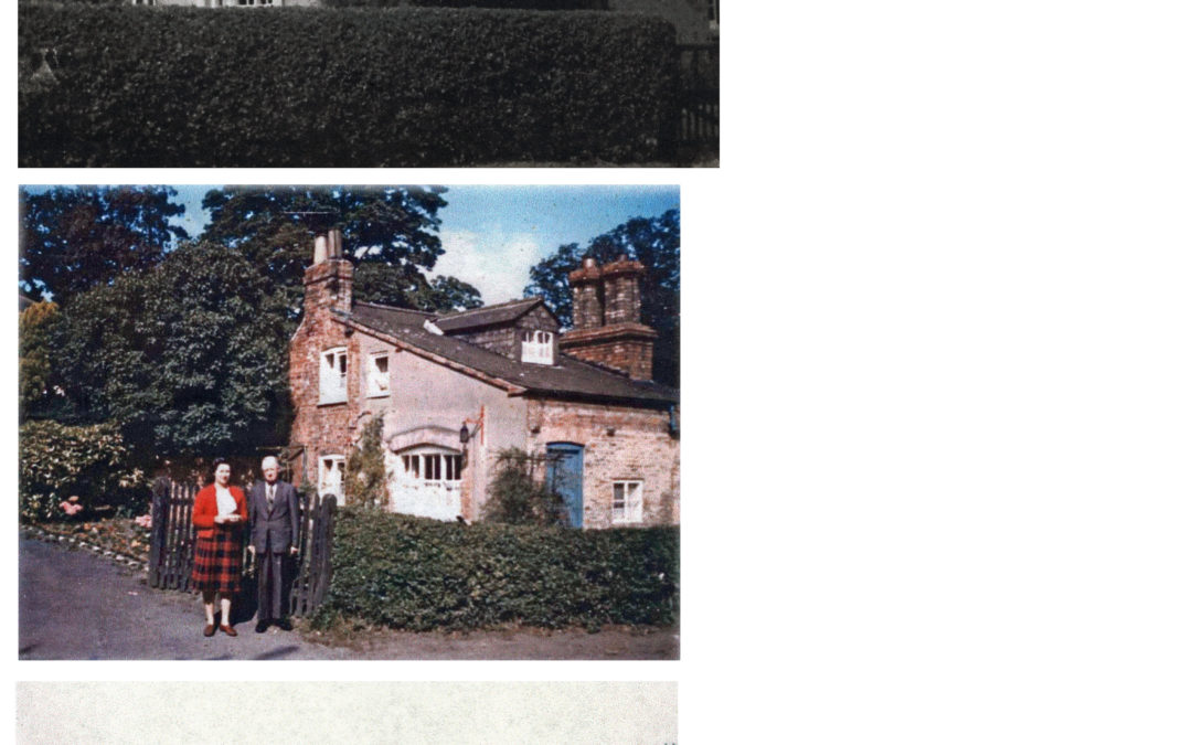 Colley's Cottage – 1930, 1965 & 1988