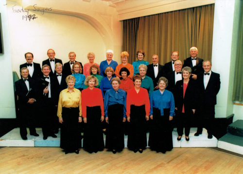 Tuesday Singers 1992