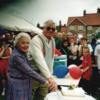 Royal Golden Jubilee celebrations at Escrick, 2002