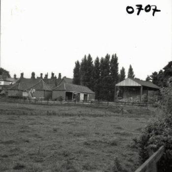 Bridge Farm outbuildings (main St Escrick)