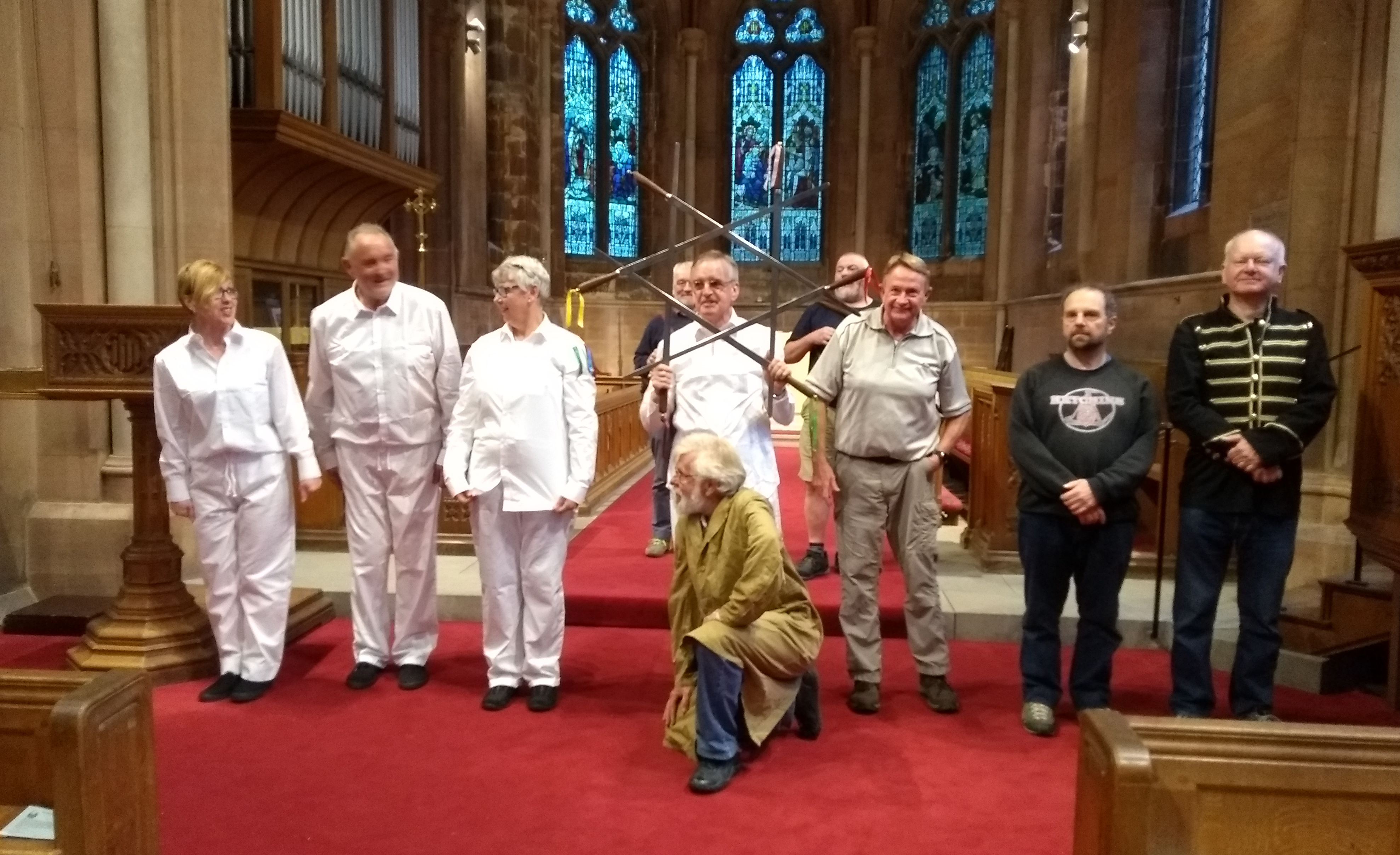 Church Volunteers