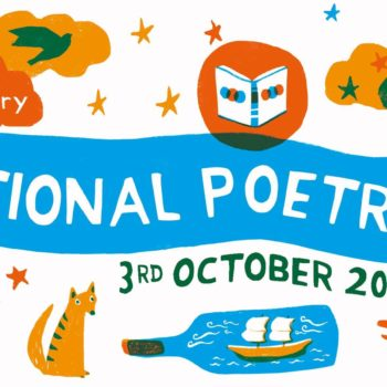 National Poetry Day.  Thursday 3rd October.  7.30pm.