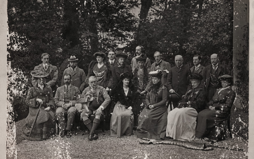 Royalty & Gentry visit Escrick Park