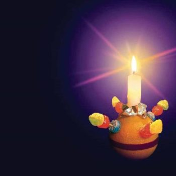 Christingle Service.  Christmas Eve.  3.30 pm