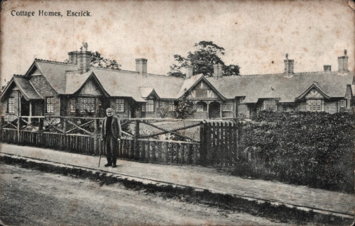 Cottage Homes - 1906