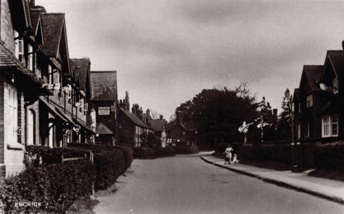 The Black Bull Sign, Main Street