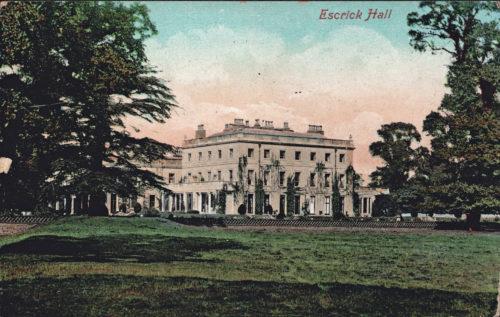 Escrick Hall
