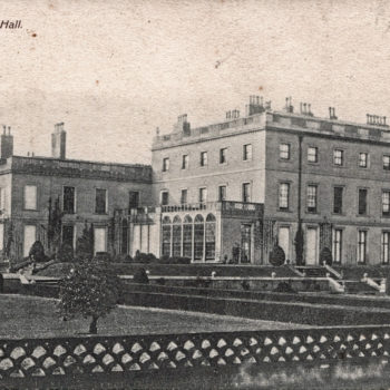 Escrick Hall 1904