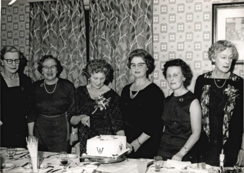 The White Swan - WI Party pre 1955