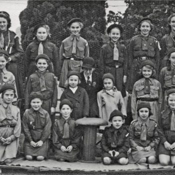Girl Guides & Brownies - Escrick Company