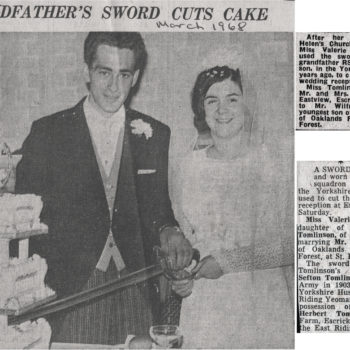 Grandfathers Sword - March 1968