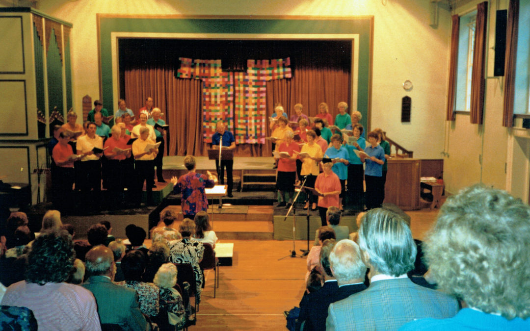 Music Hall 1992 – Tuesday Singers Joseph and the Amazing Technicolour Dreamcoat