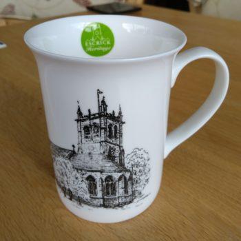 China Mug.  £5
