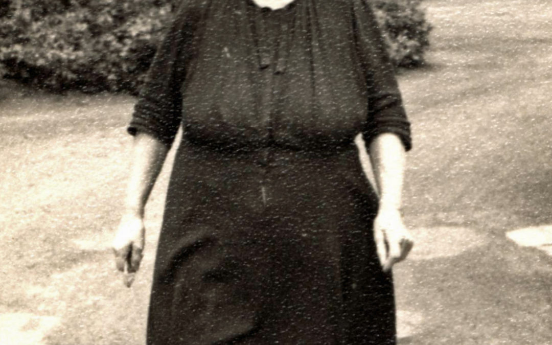 Escrick 1960 – Violet Digweed