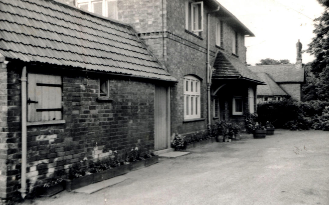 Violet Digweed's House – Escrick 1962