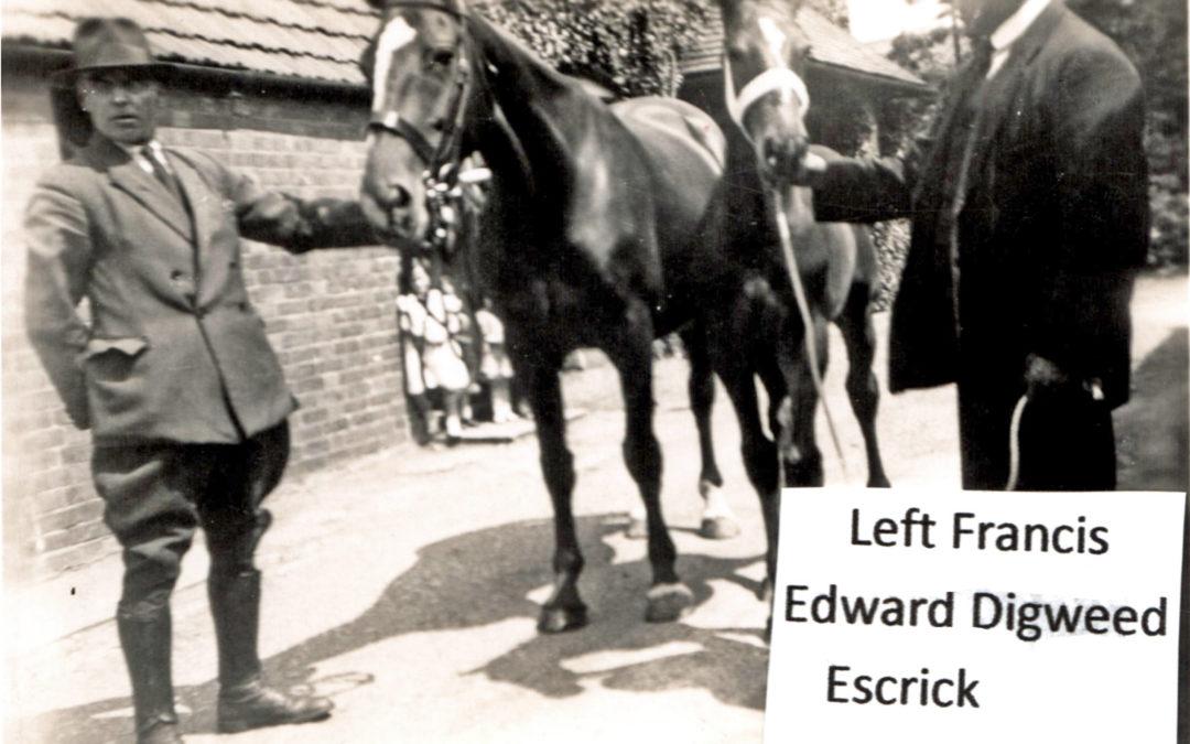 Francis Edward Digweed – Escrick
