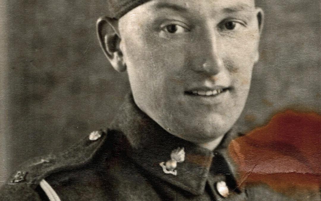 George Wilfred Bellerby – 20 October 1939