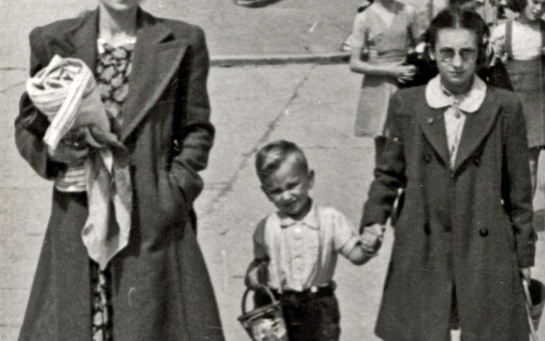 A Bridlington Holiday – 1945/46