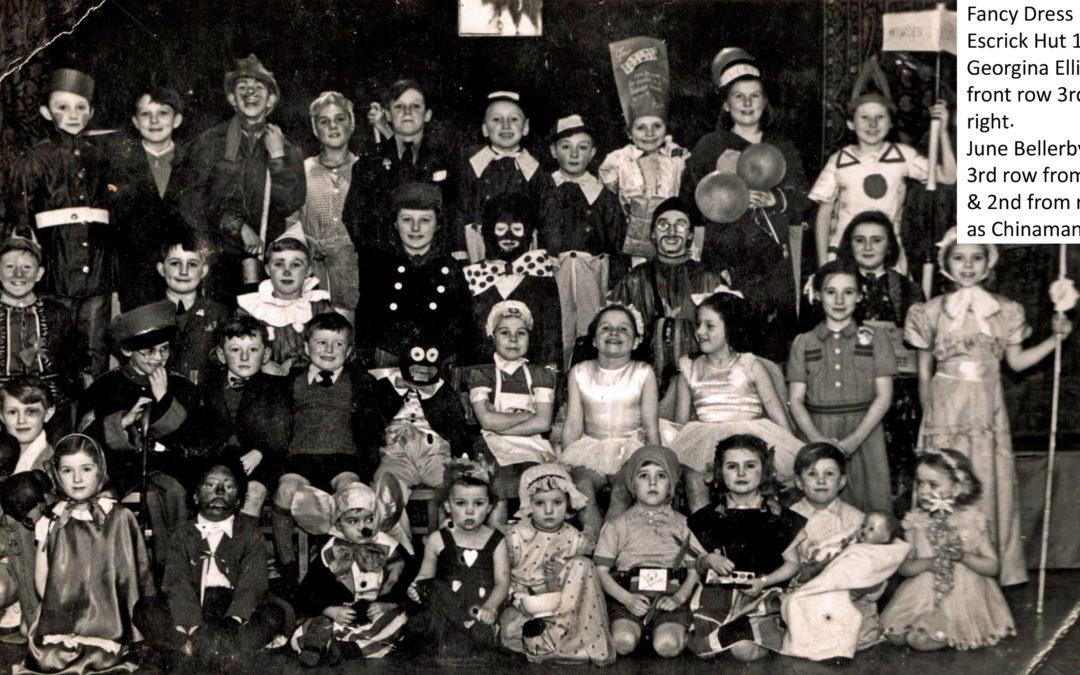 A Fancy Dress Party – Escrick 1947