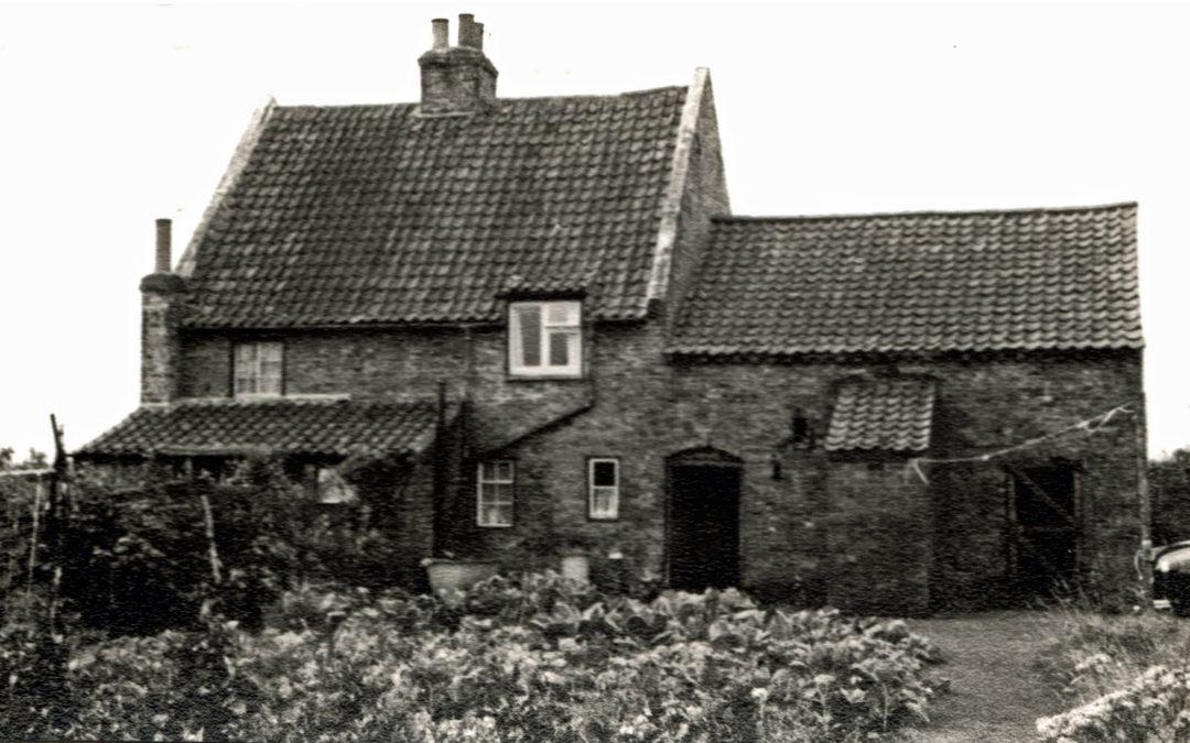 Cartmans Cottage – Deighton 1952