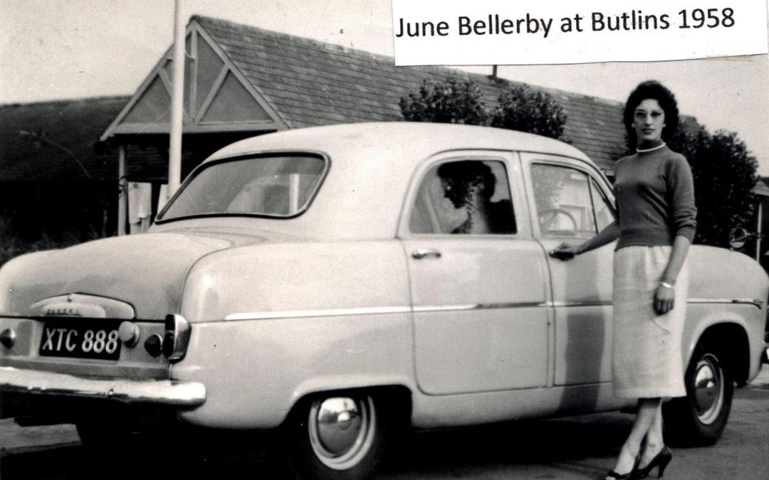 June Bellerby – Butlins 1958