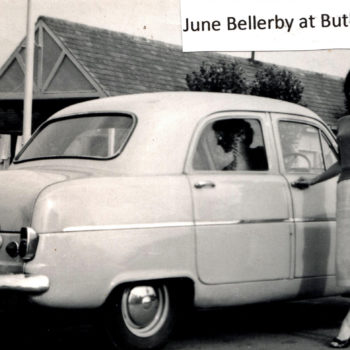 June Bellerbry - Butlins 1958