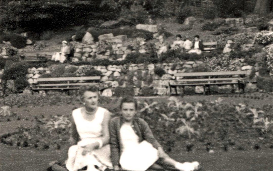 The Bellerbys' on holiday – Southend on Sea 1957