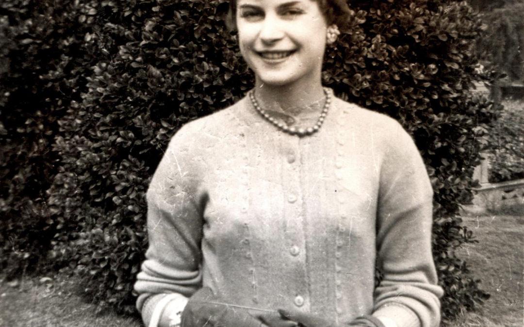 Georgina Ellis – Escrick Church 1958