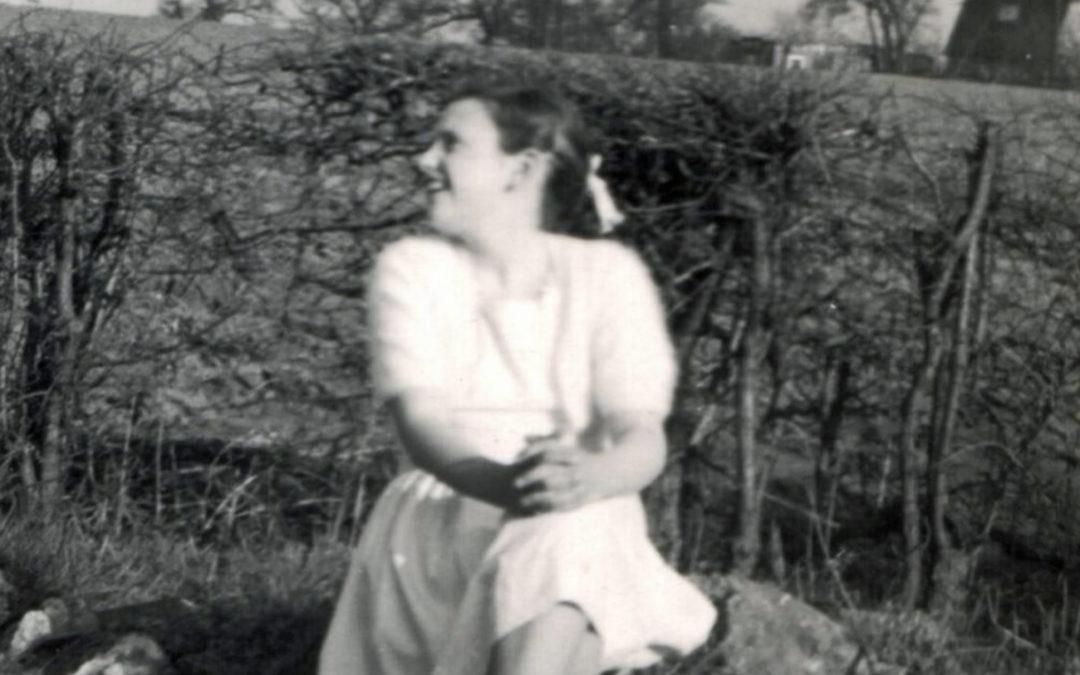Jenifer Bellerby at Cartmans Cottage – Deighton 1958
