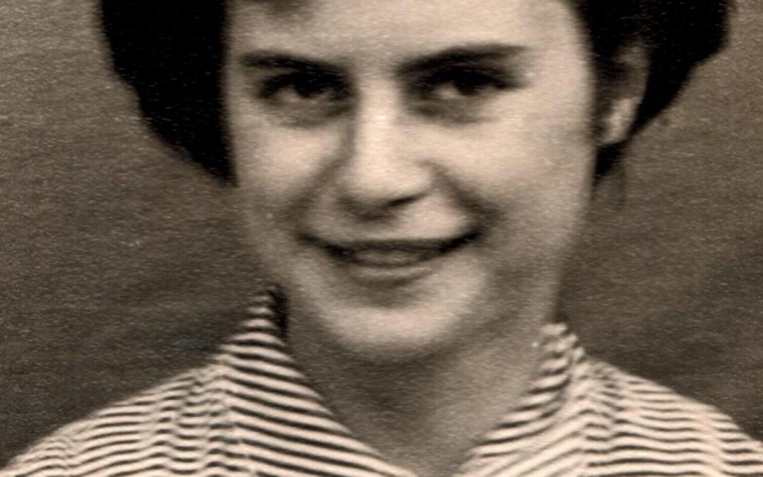 Georgina Ellis – Escrick 1954