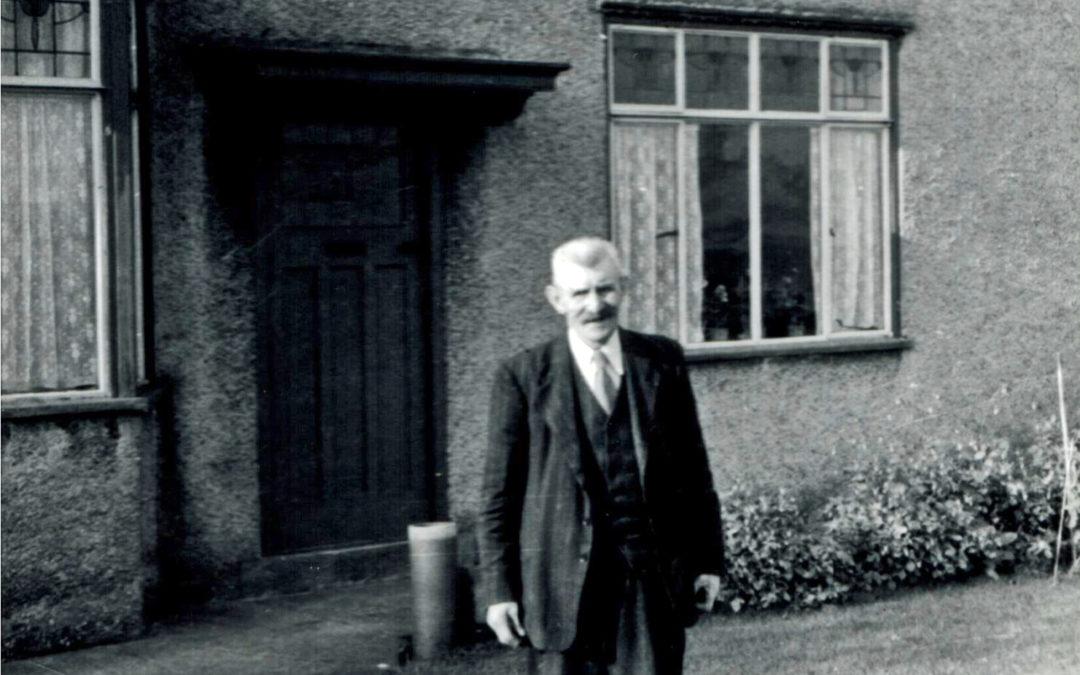 Jack Richardson – Stillingfleet 1959