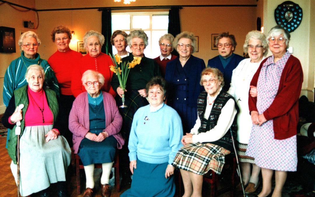 Darby and Joan Society – Escrick & Deighton Club – January 2003