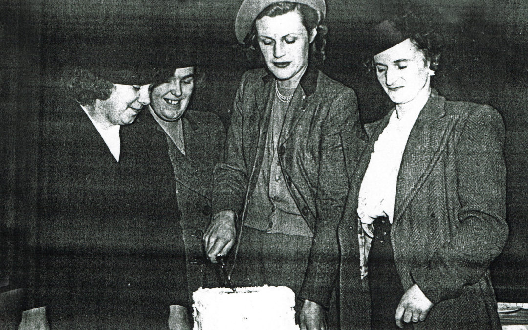 Girl Guides 21st Anniversary Reunion 1936