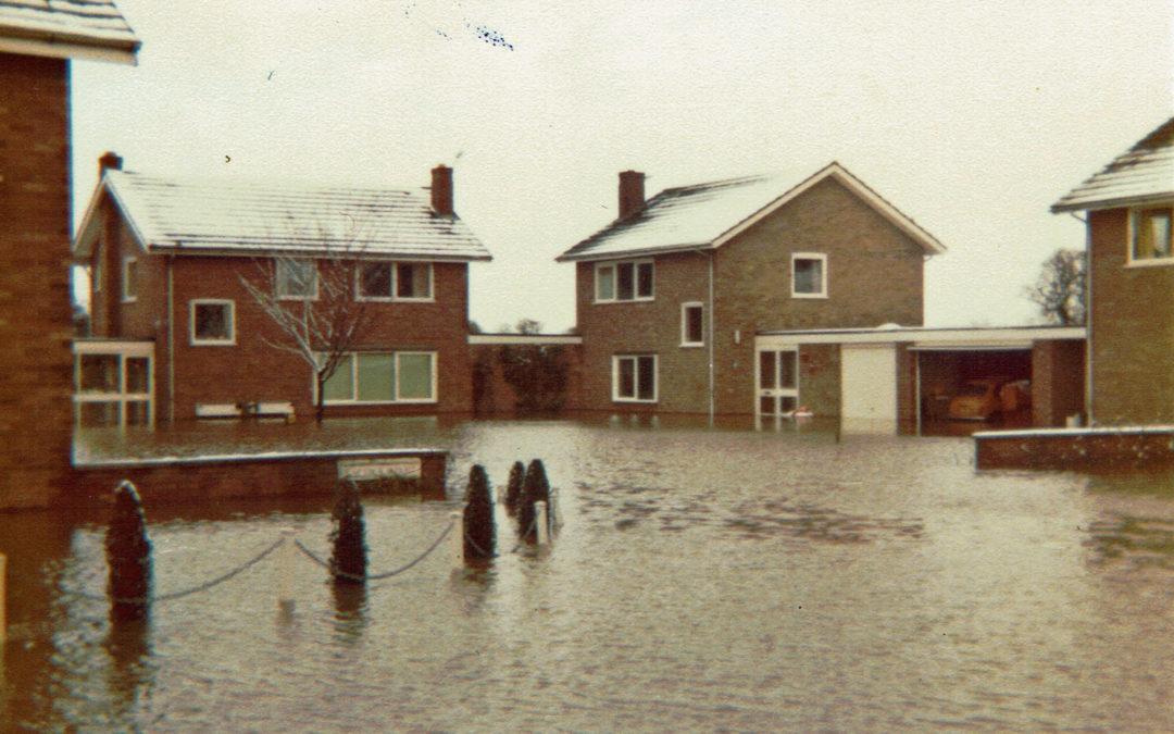 Flood 1979, Escrick Court