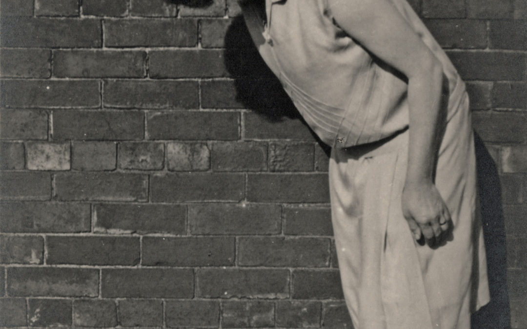Florence Clarkson – (nee Richardson) – c1920