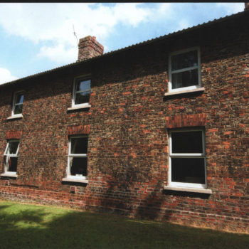 Station Cottages, Escrick