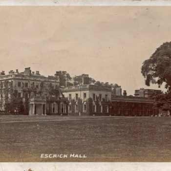 Escrick Hall - Features Stable Block and Clock Tower